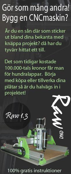 Raw cnc