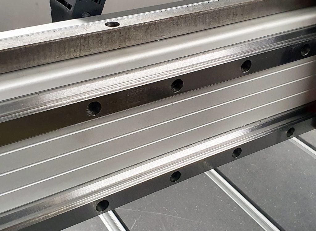 Specialdesignade aluminiumprofiler